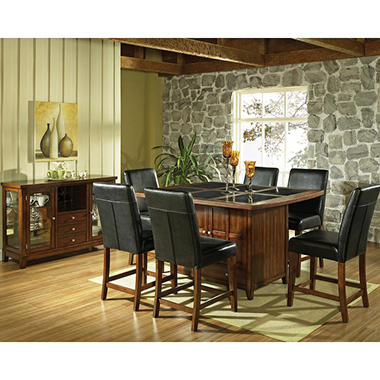 Bailey Counter Height Set - 5 pc.