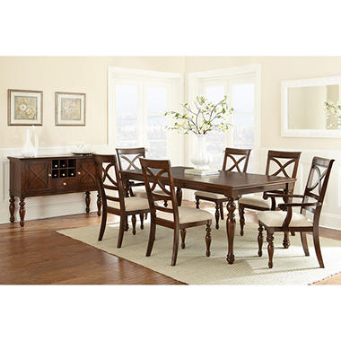 Caldwell Dining Set (8 pc.)