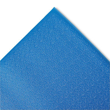 Crown - Comfort King Anti-Fatigue Mat, Zedlan, 24 x 36 -  Royal Blue