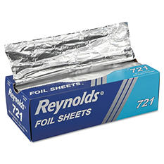 "Reynolds Aluminum Foil Sheets, 12"" x 10 3/4"" (6 boxes, 500 ct.)"
