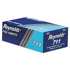 "Reynolds Aluminum Foil Sheets, 9"" x 10 3/4"" (6 boxes, 500 ct.)"