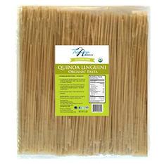 Tresomega Nutrition Organic Quinoa Pasta, Liguini  (5 lb. Bag)