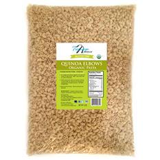 Tresomega Nutrition Organic Quinoa Pasta, Elbows (5 lb.Bag)