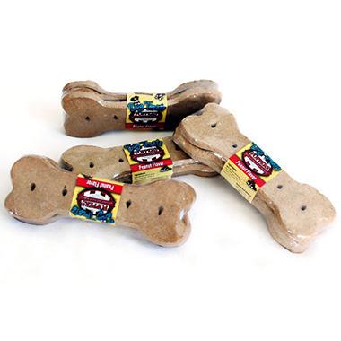 Foppers Gourmet Jumbo Peanut Flavor Bones - 3 pks. - 4 ct. each