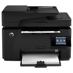 HP LaserJet Pro MFP M127fw Wi-Fi Multifunction All-In-One Laser Printer