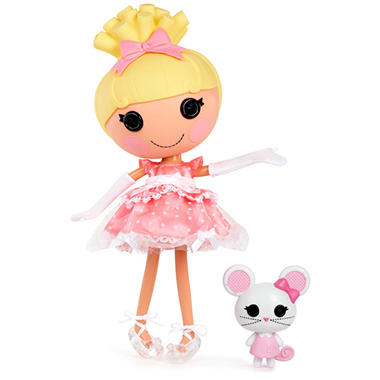 Lalaloopsy Doll - Cinder Slippers