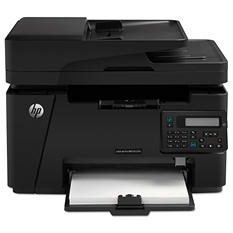 HP LaserJet Pro MFP M127fn Laser Multifunction All-In-One Laser Printer