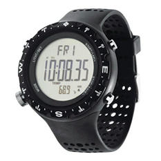 Columbia Men's Singletrak Black Digital Sports Watch