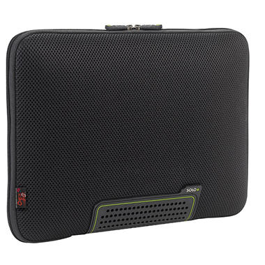 SOLO CheckFast AlwaysOn-Laptop Sleeve