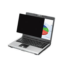 "Fellowes - PrivaScreen Blackout Privacy Filter for 17"" LCD/Notebook"