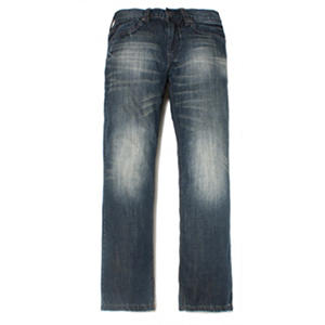 AXEL Morris Relaxed Straight Denim Jeans