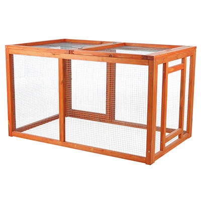 Natura Outdoor Chicken Run with Mesh Cover