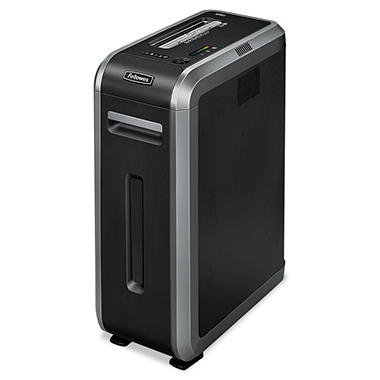 Fellowes C-125i Heavy-Duty Strip-Cut Shredder