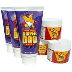 Super Duper Diaper Doo™ Flip-Lid/Jar, 6 pk.