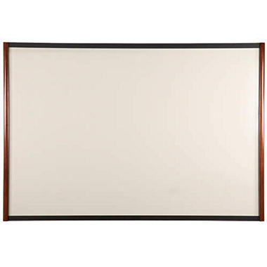 Claridge Design-a-Board w/ Pewter Trim - 4'x6'