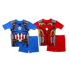 Marvel's Avengers Boys 4-Piece Pajama Set