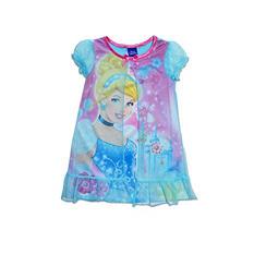 Disney's Cinderella Toddler Girl Penoir Nightgown