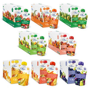 Plum Organics Stage 2 Organic Baby Food Pick 3 Bundle (Choose Your Options)