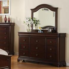 Conley Dresser/Mirror Combo