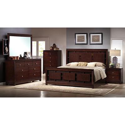 Easton Bedroom Set - King - 6 pc.