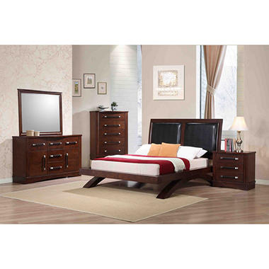 Metro Bedroom Set (Choose Size)