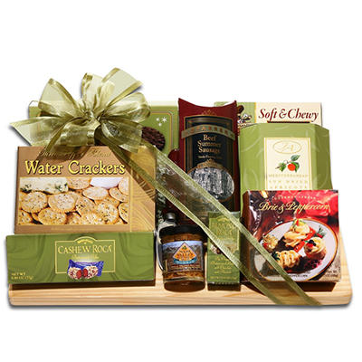 A Cut Above Gift Basket