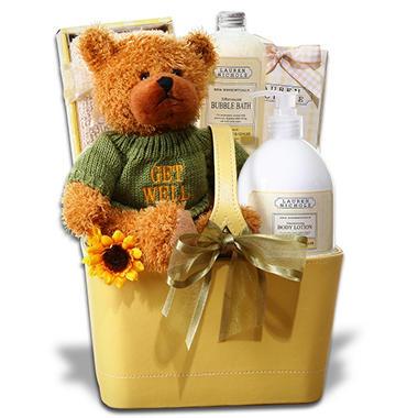 Relax & Pamper Gift Basket