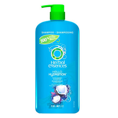 Herbal Essences Hello Hydration Shampoo - 40 fl oz.