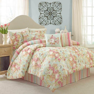 Glorious Garden 7-Piece Comforter Set - Various Sizes