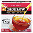 Bigelow® Single Flavor Tea - 100 count