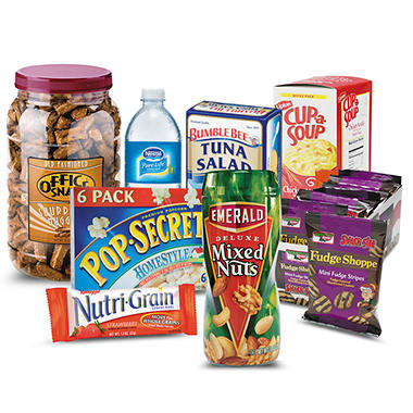 Back to Class Snack Pack
