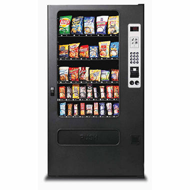 Selectivend GF-35 Glass Front Vending Machine