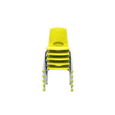 "Children's 14"" Stack Chair - Various Colors - 6 Pack"