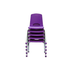 "ECR4Kids 14"" Stack Chair Select Color - 6 pack"