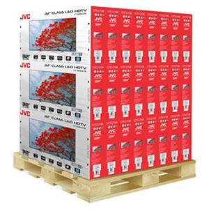 "JVC 32"" 720p LED TV - LT-32EM75 - 24 units"