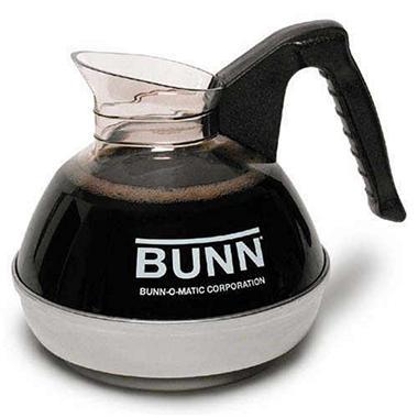 Bunn® 64 oz. Lexan Decanter - Black Handle