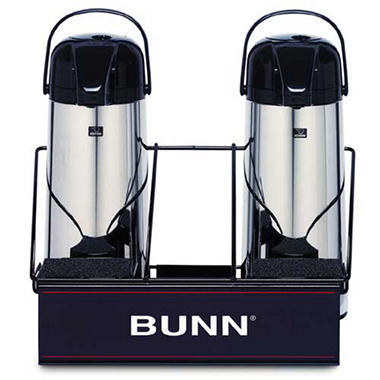 Bunn® 2-Position Airpot Rack