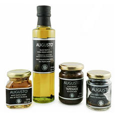 Augusto Gourmet Italian Truffle Assortment