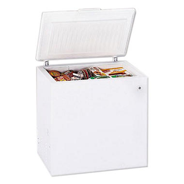7.0 cu. ft. GE Chest Freezer
