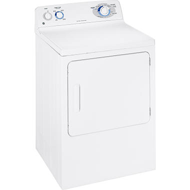 GE® Electric Dryer - 6.0 cu. ft.