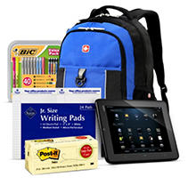 Vizio Tablet and Class Supplies Bundle