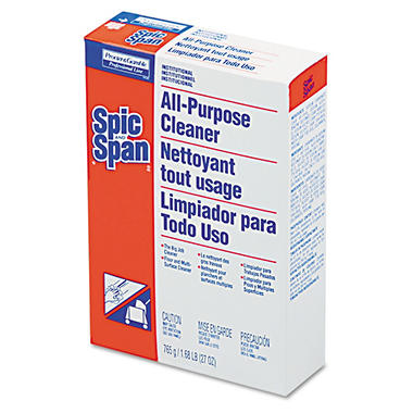 Spic and Span All-Purpose Floor Cleaner - 27 oz. - 12 pk.
