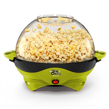 Stir Crazy Popcorn Popper - Various Colors