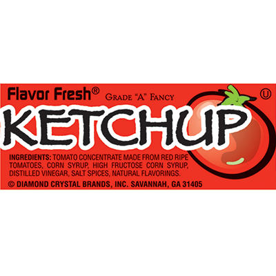 Flavor Fresh Ketchup Packets - 9g - 200 ct.
