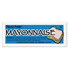 Flavor Fresh Mayonnaise Packets - 9g - 200 ct.