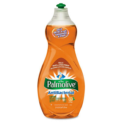 Ultra Palmolive Antibacterial Dishwashing Liquid, 20 oz. - 12 pk.