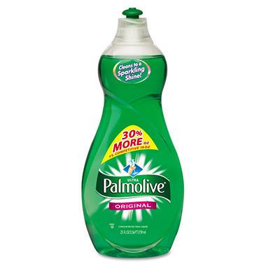 Ultra Palmolive Dishwashing Liquid, 20 oz. - 12 ct.