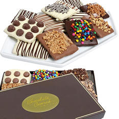 Ultimate Belgian Chocolate-Covered Graham Crackers (12 ct.)