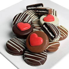 Love Chocolate-Covered Oreo Cookies (12 pc.)