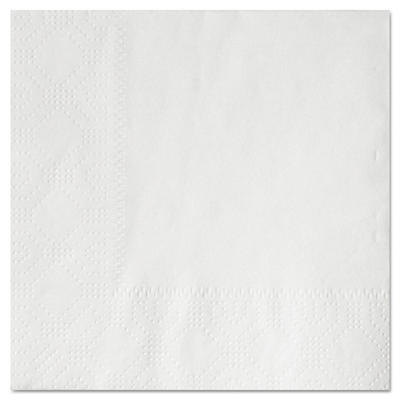 Hoffmaster Cocktail Napkins - White - 1000 ct.
